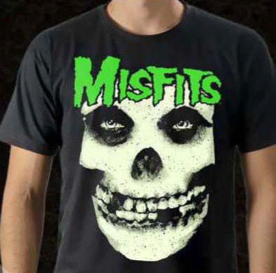Camisa Misfits - Logo - GG