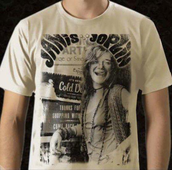 Camisa Janis Joplin