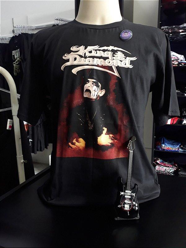 Camisa King Diamond - Tamanho:G