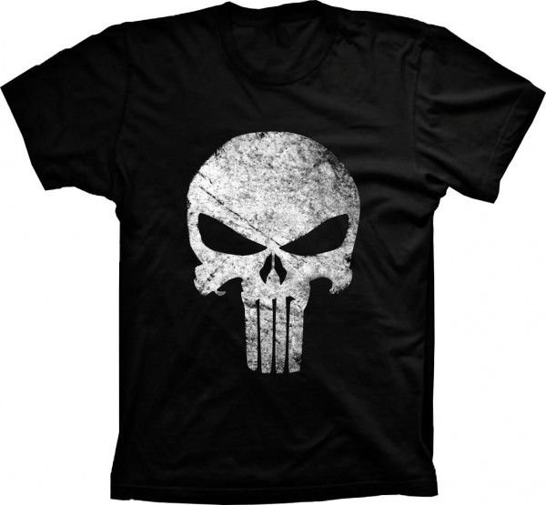Camisa Infantil Justiceiro