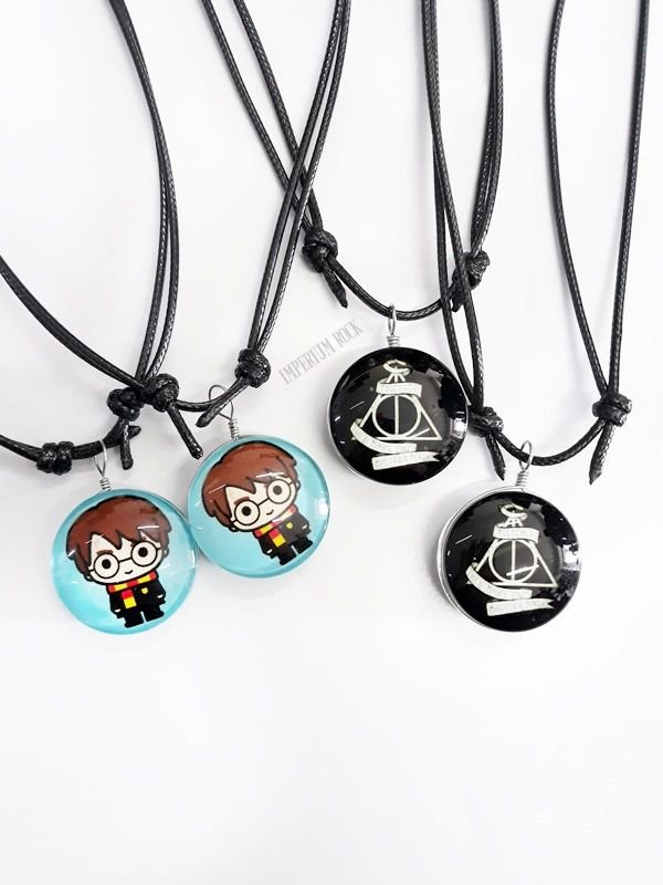 Colar Harry Potter