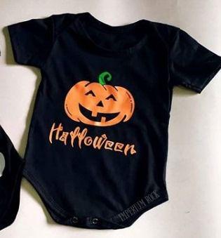 Body Bebê Halloween