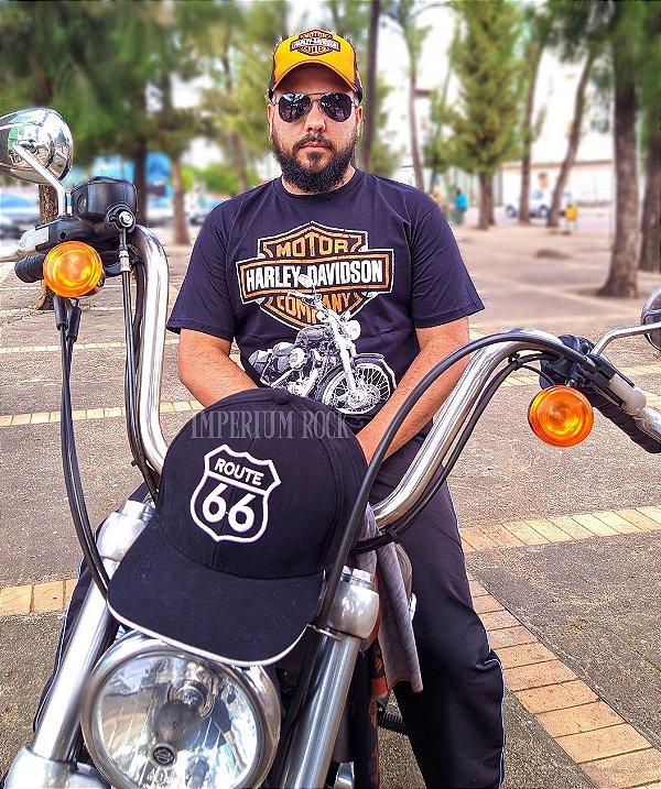 Camisa Harley Davidson Moto - LANÇAMENTO
