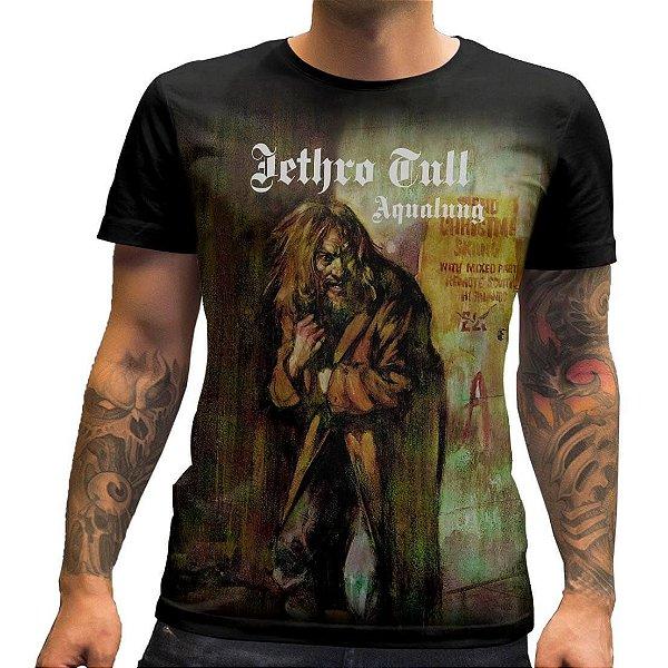 Camisa Banda Jethro Tull Aqualung