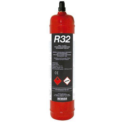 CILINDRO RECARREG GÁS R32 780G CLASSE 2.1 UN3252 NEVADA