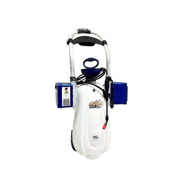 MAQUINA LIMPEZA AR CONDICIONADO SPLIT CHARGE 110 PSI 16LT - GBMAK