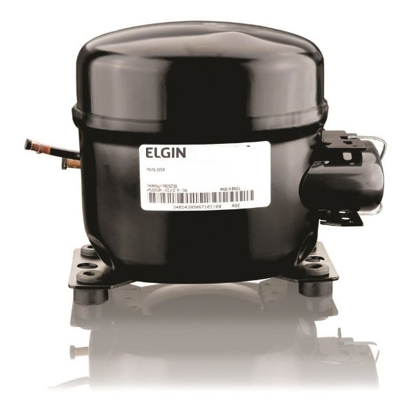 Compressor  ELGIN ENLE55D 1/6HP 127V 60HZ R-134A
