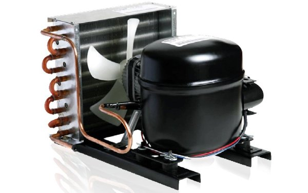 Unidade Condensadora ELGIN 0130D1I 1/3+HP R-134A 127V 60HZ