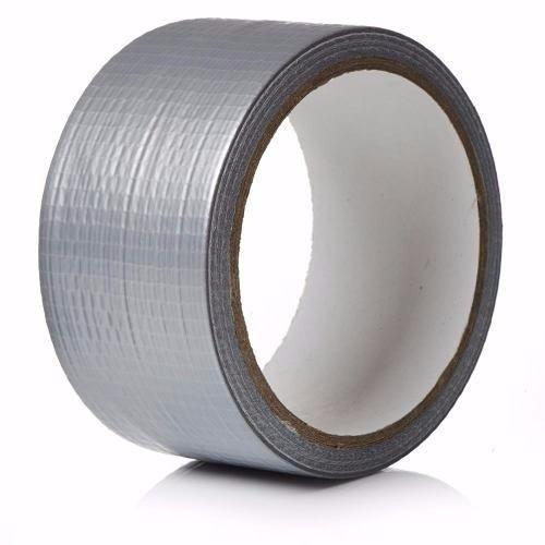 Fita Silver Tape Cinza 48mmx50m