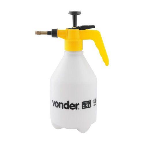 Pulverizador 1,5l com compressão Prévia VONDER