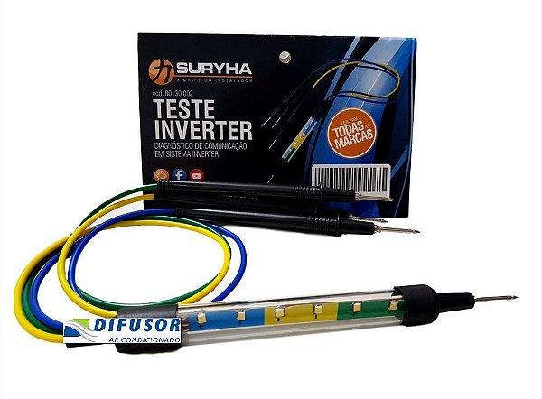 Teste Inverter SURYHA