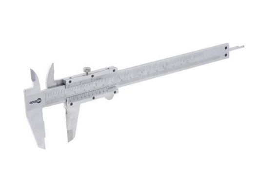 "Paquímetro Metálico 200mm/8"" 954"