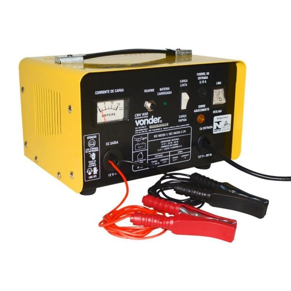 Carregador de Bateria CBV950 127V VONDER