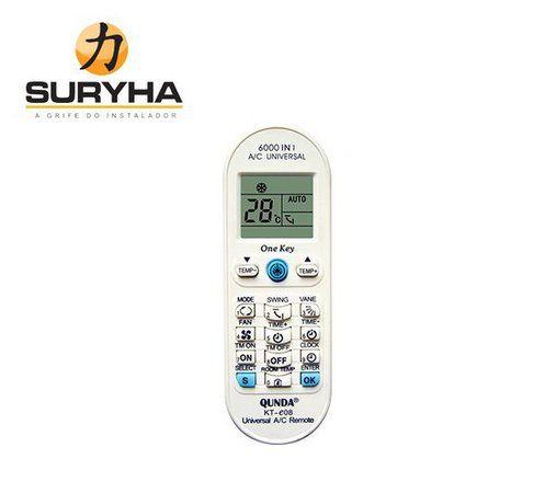 Controle Remoto Universal Premium Suryha 80150093