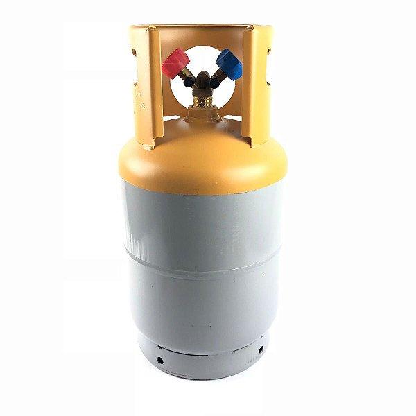 Tanque Recolhedor 13,6kg 10LBS AITCOOL