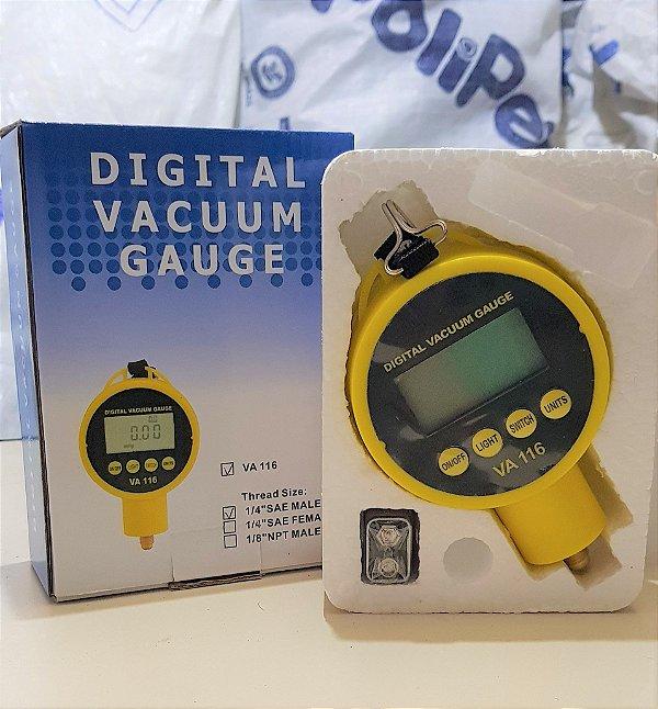 Vacuômetro Digital E116 EOLO