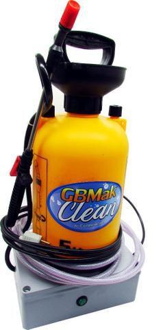 Maquina limpeza de Split GBMAK Clean 5litros, bivolt, 100psig