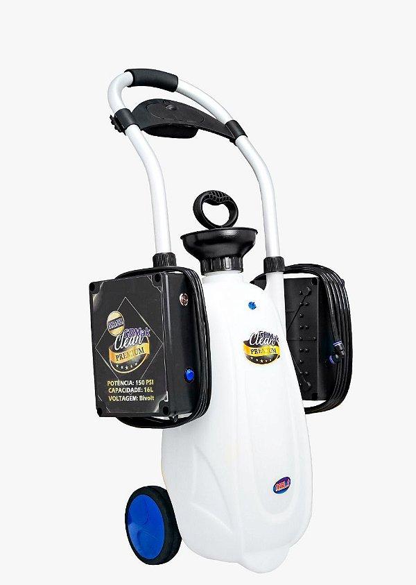 Maquina Limpeza Split CLEAN PREMIUM GBMAK, 150psig, bivolt