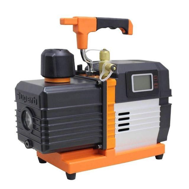 Bomba de Vácuo 5cfm Bivolt c/ Vacuômetro Digital Integrado - 80155.004 - Surhya
