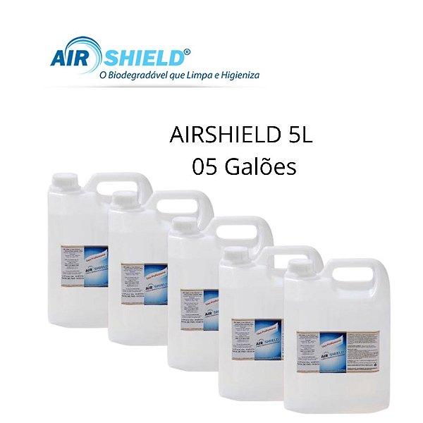 Air Shield Limpeza de serpentina 5LT - 5 galões