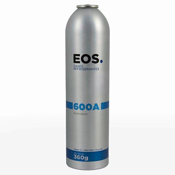 Gás R600a EOS lata descartável - Isobutano 360G
