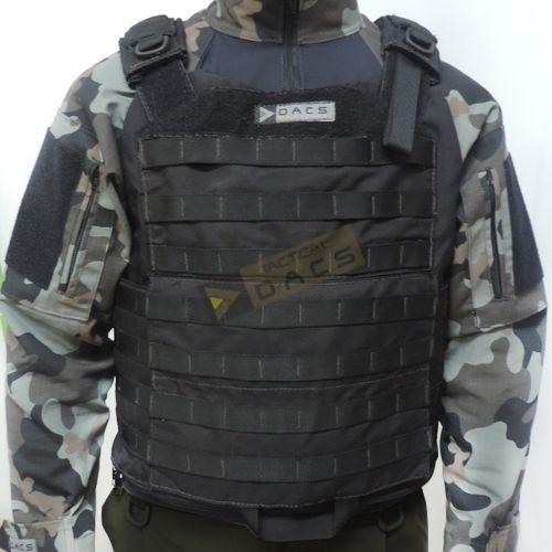 Colete tático Scorpion DACS - sem bolsos