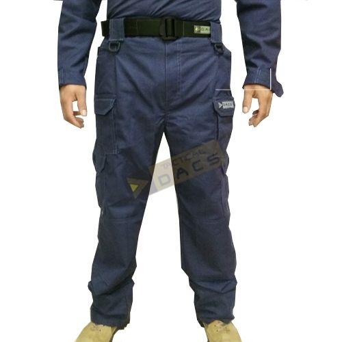 Calça tática HRT DACS - Azul Marinho