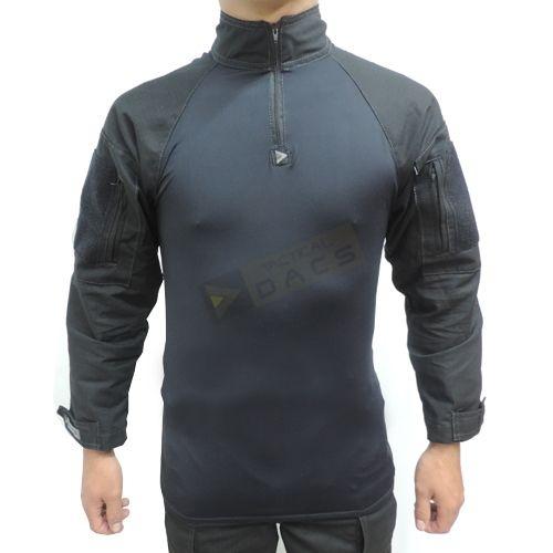 Combat Shirt HRT DACS - Preta