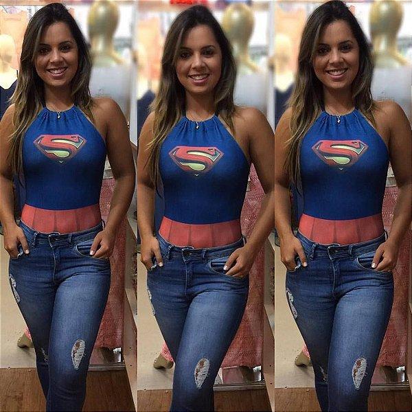Body Super Girl Suplex