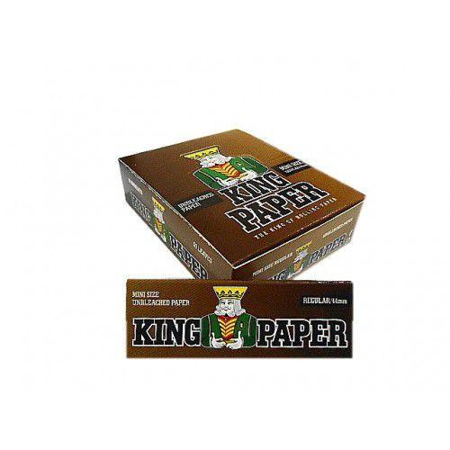 CX. SEDA KING PAPER BROWN MINI SIZE