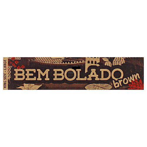 SEDA BEM BOLADO BROWN KING SIZE