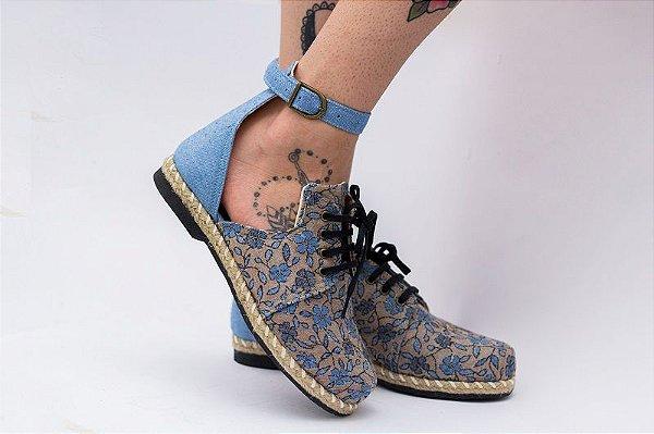 Sapato Pantala São Paulo Flores