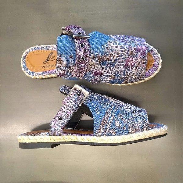 Sandália Pantala Itamambuca Boreal