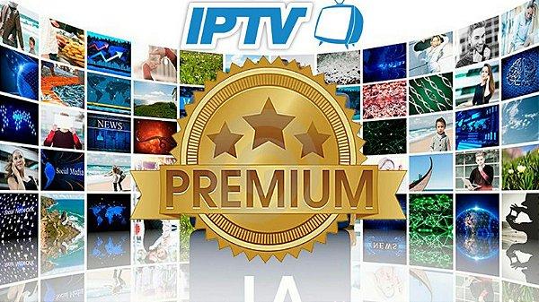 Pacote PREMIUM + de 900 Canais SD + HD + FULL HD + 4K + On Demand + Filmes e Series + Premieres + TeleCines + HBO + Canais de Esportes + Canais Adultos (+18)