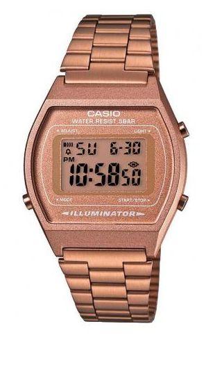 88dd3634087 Relógio Casio Vintage Rosê Inspired B640WC - Balangandã Online