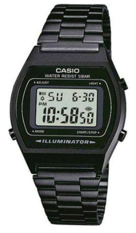 33145220a2f Relógio Casio Vintage Preto Inspired B640WB - Balangandã Online