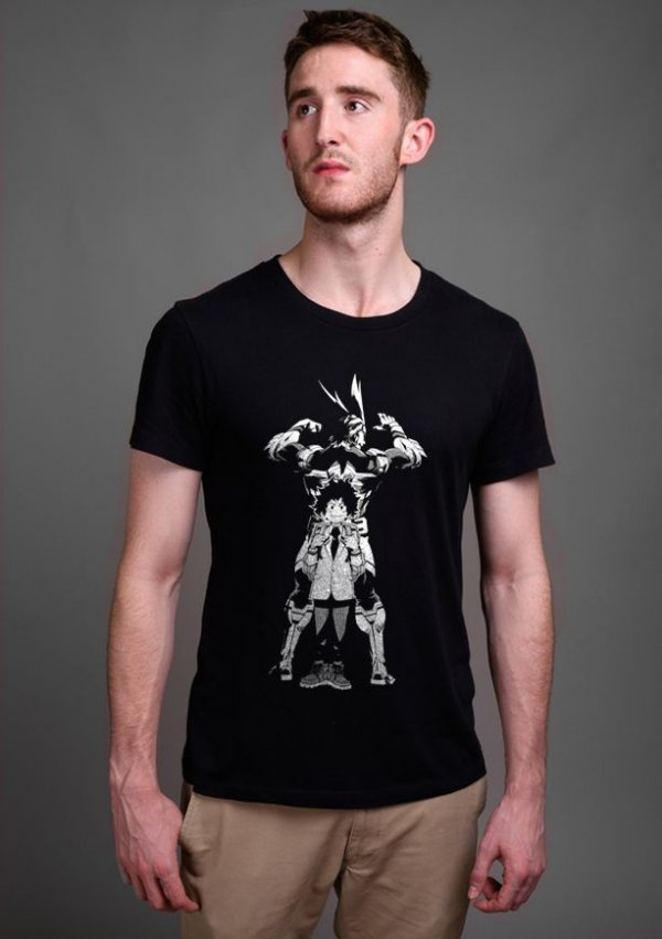 Camiseta Anime Boku no Hero Academia