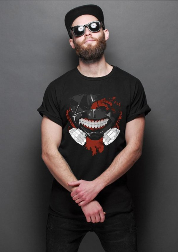 Camiseta Anime Tokyo Ghoul