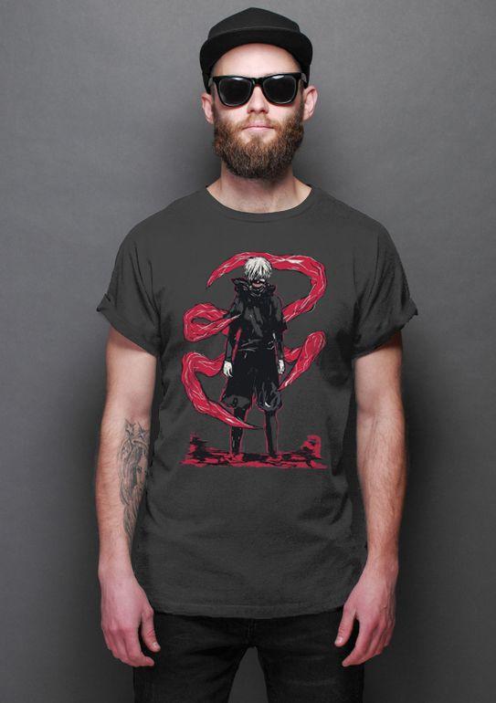 Camiseta Anime Tokyo Ghoul Reaper