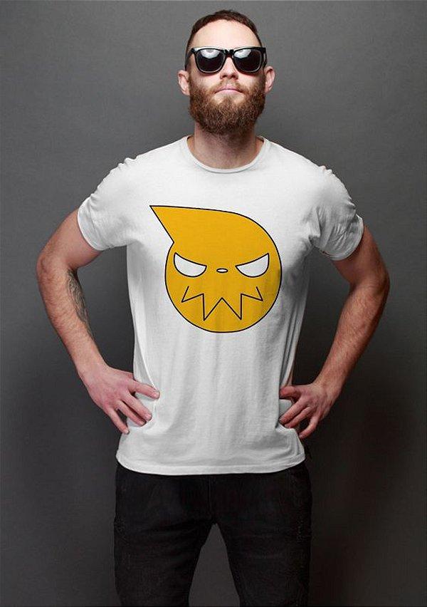 Camiseta Anime  Logo Soul Eater