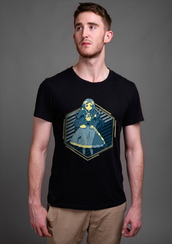 Camiseta Anime Death March to the Parallel World Rhapsody