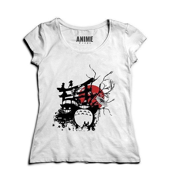 Camiseta  Feminina Anime Spirits