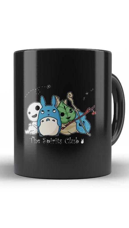 Caneca Anime Totoro The Spirits Club