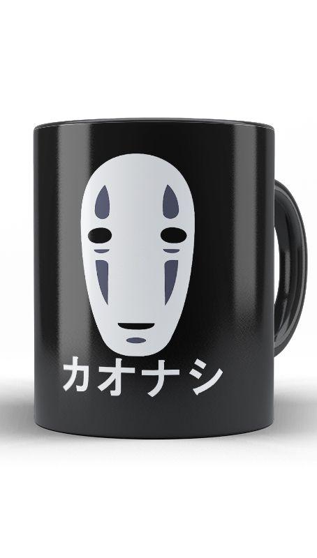 Caneca Anime No Face