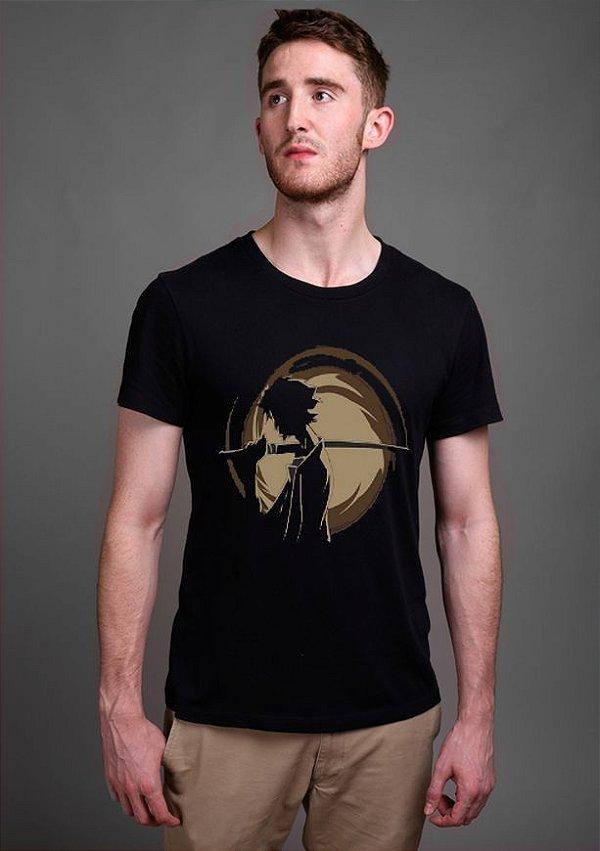 Camiseta Anime Samurai Champloo Modern