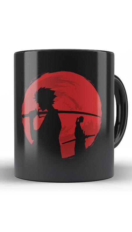 Caneca Anime Samurai Champloo