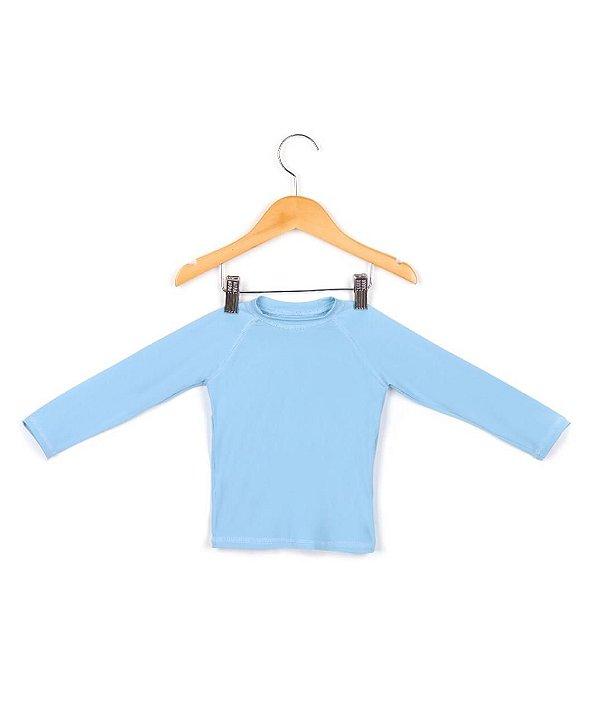 Camiseta Azul bebê