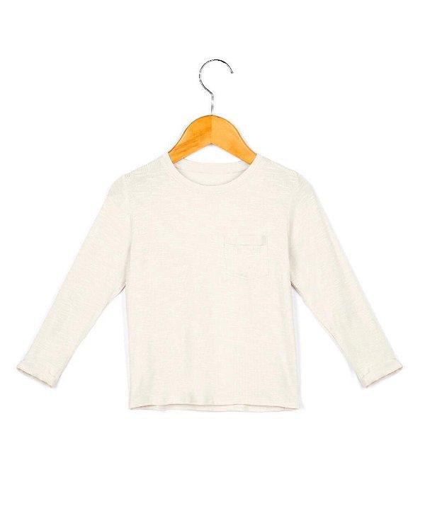 Camiseta Manga Longa Off White