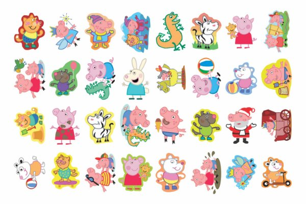 004 Kit Festa Pink Pig