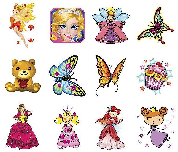 008 Kit Festa Grande Princesas